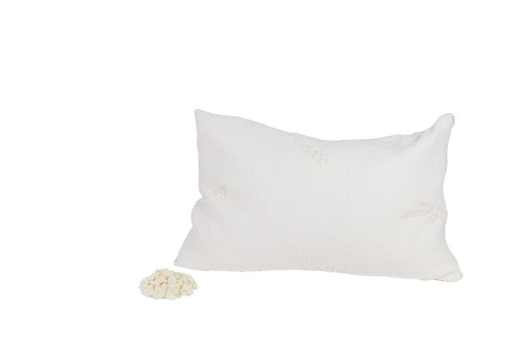 Ecologix Foam - Oreiller Flocons de latex
